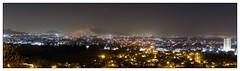 Vista panorámica de la ciudad de Guadalajara, Mex.