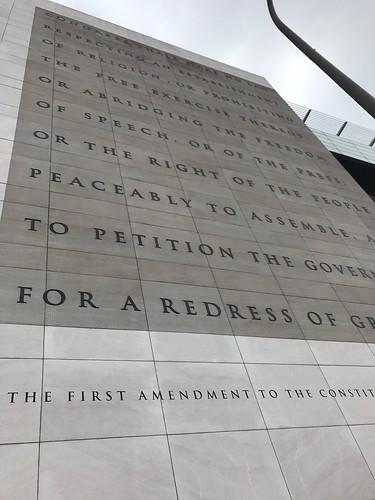 D.C. Day 2: Newseum and Union Station