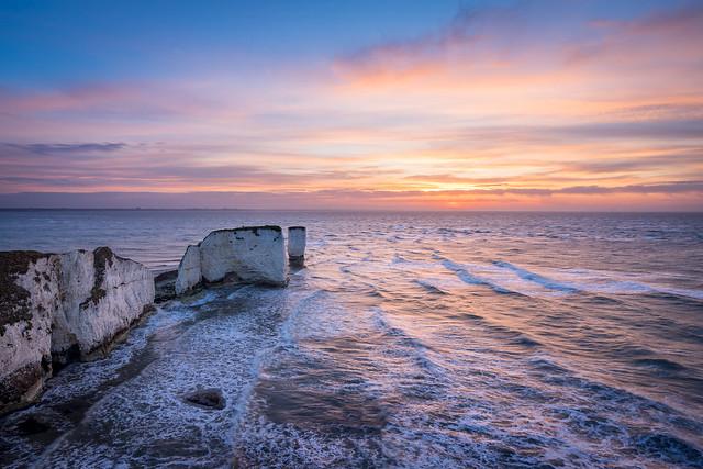 Old Harry's Rock - Dorset