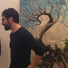 Tracce - Stefano Tamburrini  #mostra #arte #tamburrini