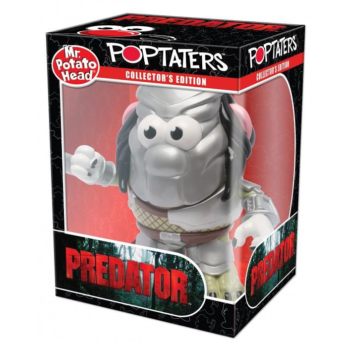 Mr. Potato Head × PPW【異形蛋頭 vs. 終極戰士蛋頭】Alien vs. Predator Mr. Potato Head