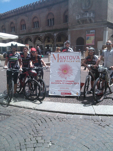Group in Mantua