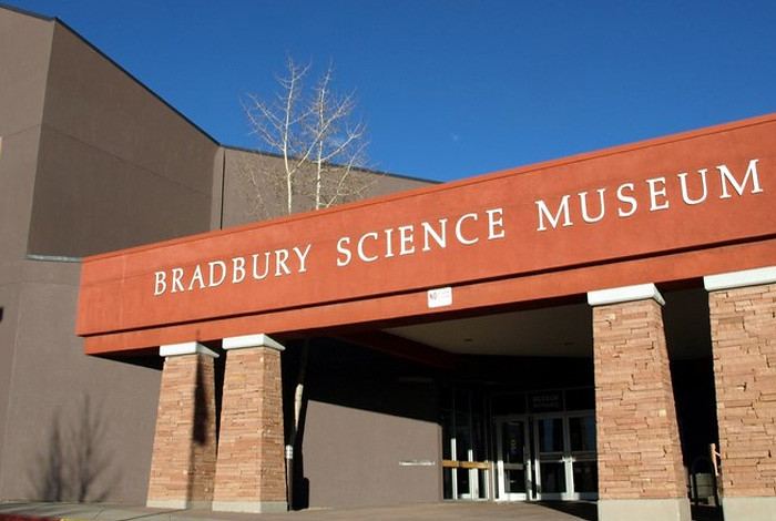 Bradbury Science Museum, los Alamos, New Mexico