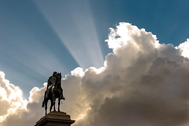 Garibaldi   Gianicolo   Rome   Italy