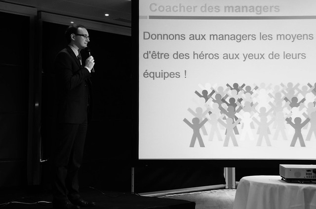 Antoine Contal : Coacher les manager