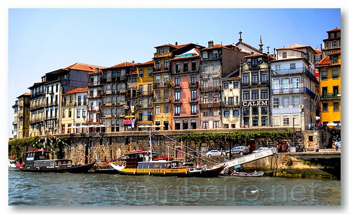 Ribeira do Porto by VRfoto