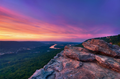 Sunset Rock (North View)