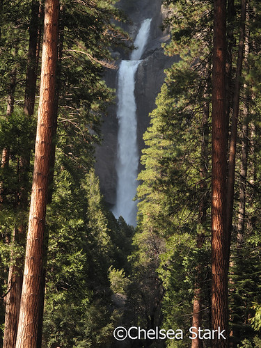 "Tranquil falls""Yosemite National Park ChelseaStark http://www.chelseastarkphotography.com by chelseastarkphotography.com"