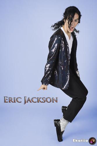 Eric Jackson ¡ADELANTO!