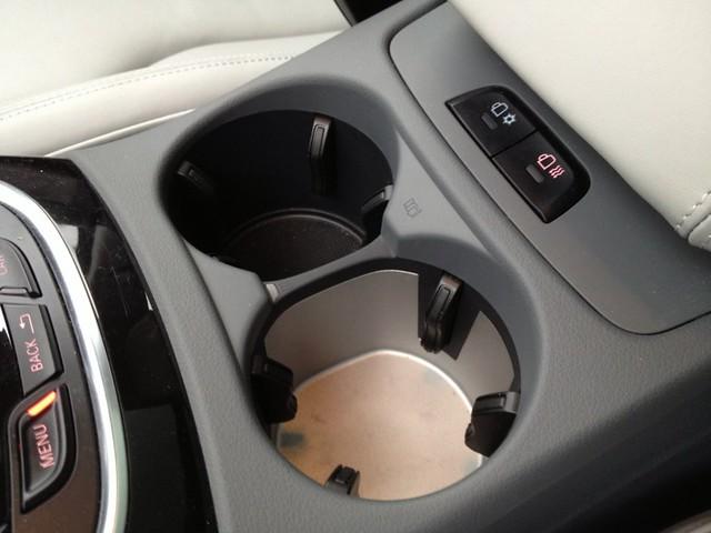 Prueba Audi Q5 Hybrid interiores (36)
