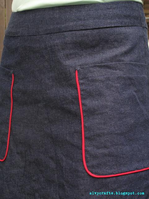 A-line skirt 2
