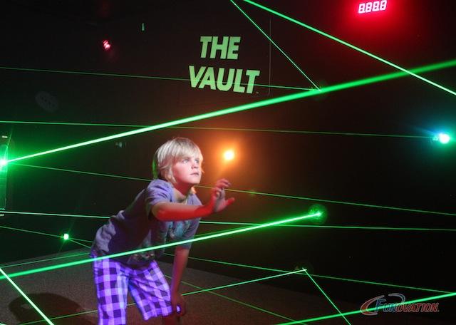 Laser Maze Heritage Park