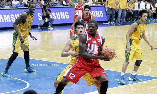 UAAP Season 76: FEU Tamaraws vs. UE Red Warriors, June 29