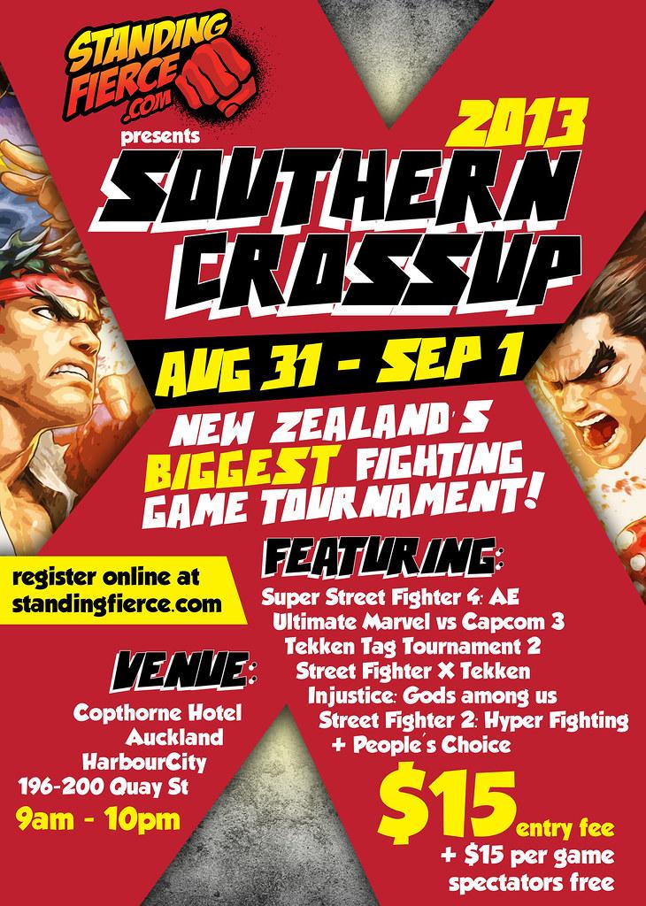 Southern X Up 2013
