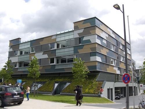 IBA HAmburg - Hybrid-Haus