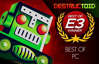 Rome II Total War E3 Awards - Destructoid