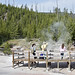 Yellowstone NP - Artists Paint Pots