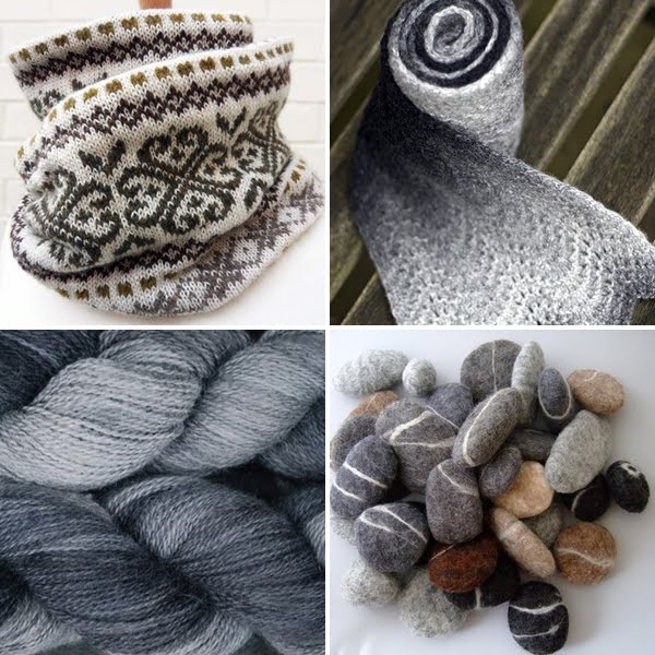 Fabulous woolly finds from the UK Etsy community in celebration of UK National Wool Week 2010 | Emma Lamb