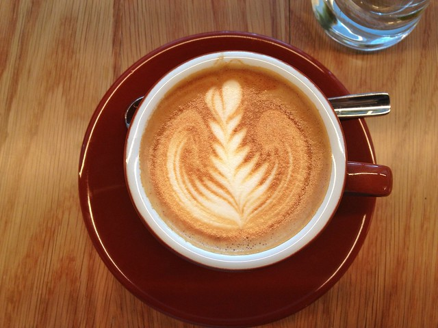 Flat White, The Providore, Mandarin Gallery