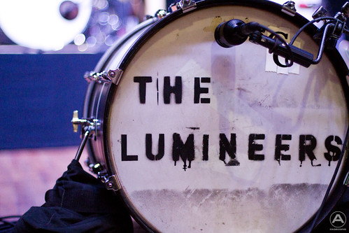 Lumineers drum