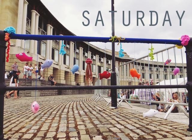 Bristol Harbour Festival, Lloyd's Ampitheatre