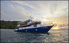 MV Sai Mai Sunset Dinner Cruise Phuket