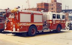 FDNY 70 Engine, May 1993