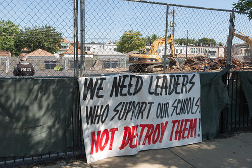 We Need Leaders Who Support Our Schools Not Destroy Them!
