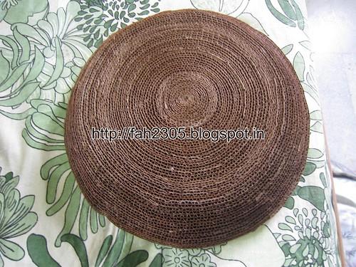 Handmade - Cardboard Bowl (7) by fah2305