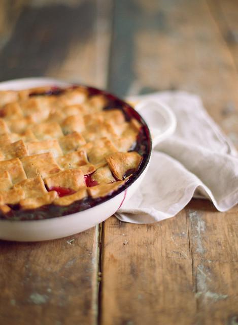 Shingle pie from Food52
