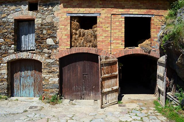 Hay Loft, La Roca, Pyrenees, Catalonia