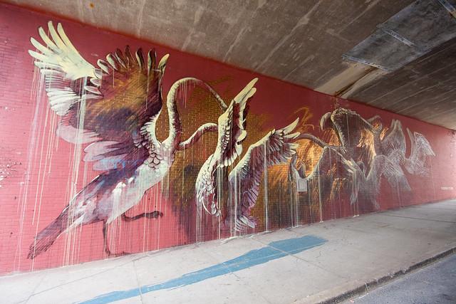 Faith47, Dumbo Walls