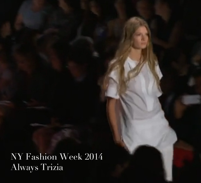 NY Fashion Week 2014 Always Trizia070