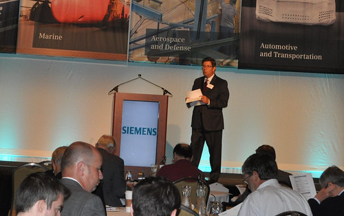 Siemens PLM Software analyst event