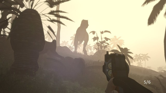 Carnivores HD on PS3