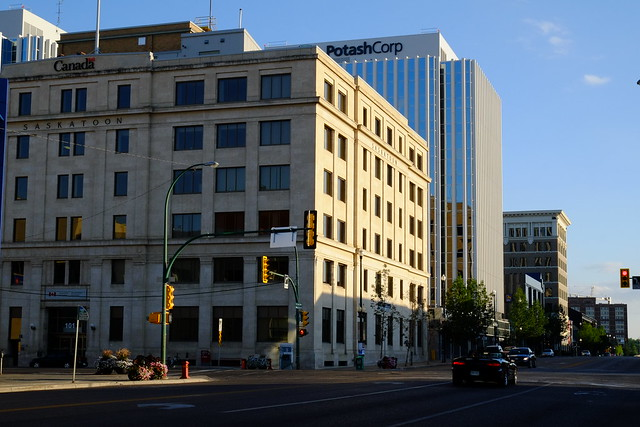 Saskatoon Car Rental Downtown