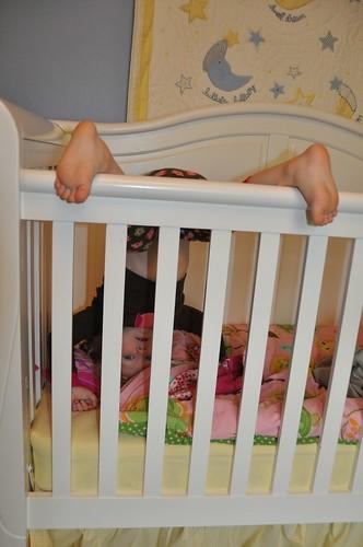 Crib Gymnastics