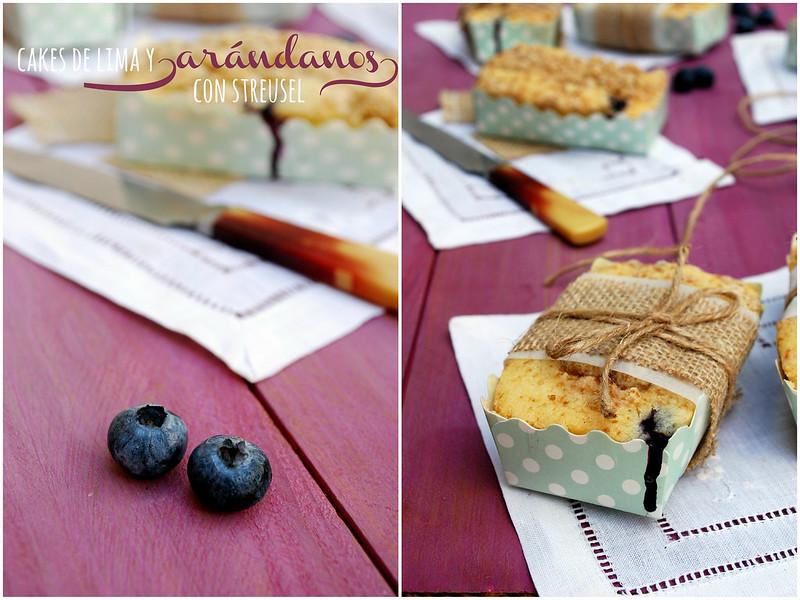 Cakes Lima Arándanos 05