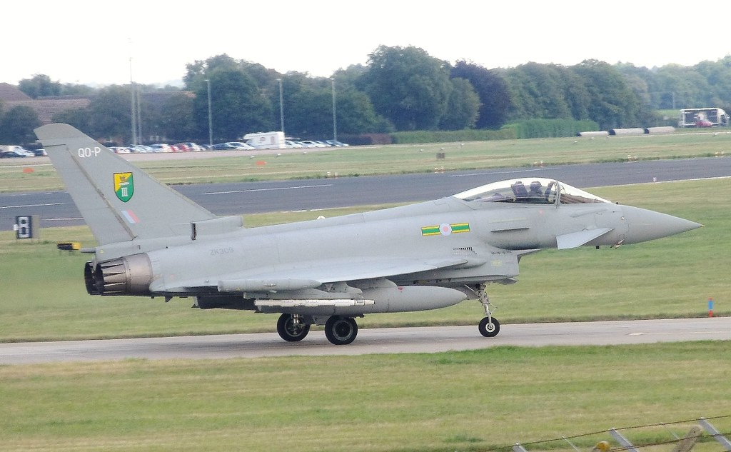 Coningsby - 9/9/13 - FighterControl