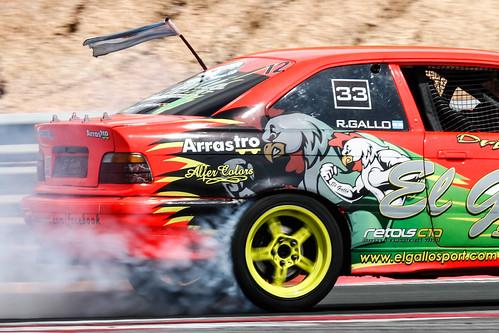 drifting Circuito de Navarra