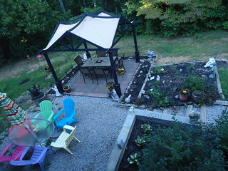 Harmonizing Health Retreat - garden area