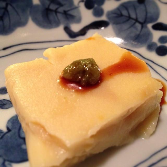 Burmese Chickpea Tofu (To Hpu)