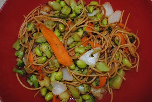 Single Serving Stir Fried Noodles (2)