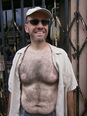 HAIRY BEAR at the FOLSOM STREET FAIR 2013 ! (safe photo)