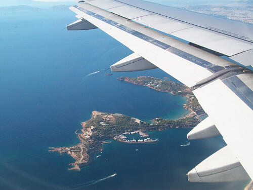 Travelling to Greece