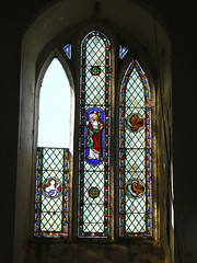 west window