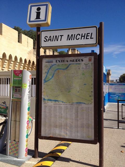 Point information porte saint michel avignon fr84 for Porte unie st michel