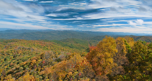 nc pano northcarolina panoramic hdr appalachiantrail nantahalanationalforest maconcounty wesserbald wesserbaldobservationtower topazadjust wesserbaldfiretower