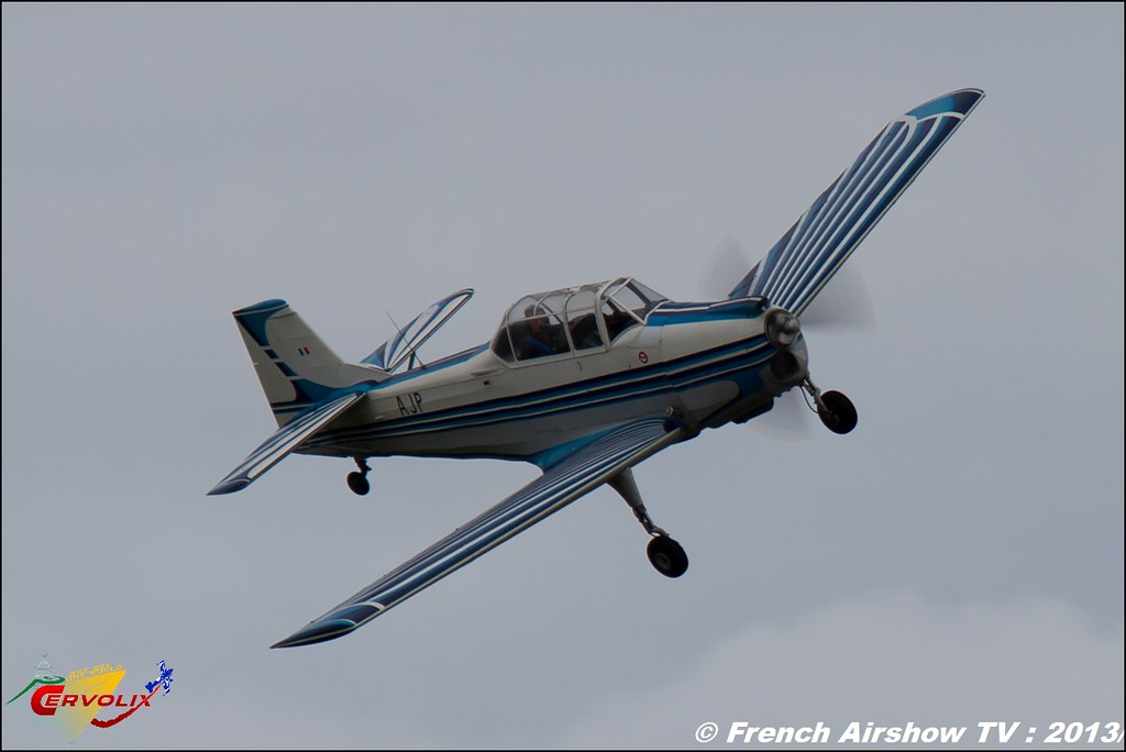 Nord 3202 F-AZJO a Cervolix 2013