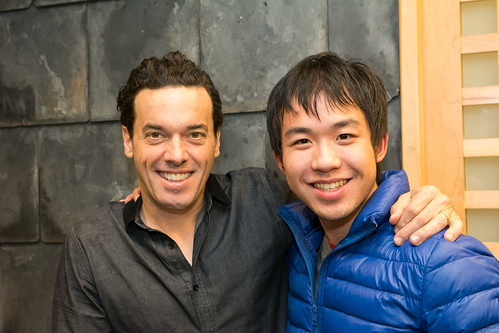Joseph Boyden and I